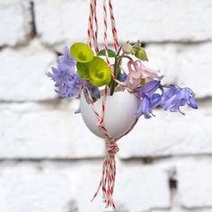 FlowerEgg – ein hängendes Blumenei!