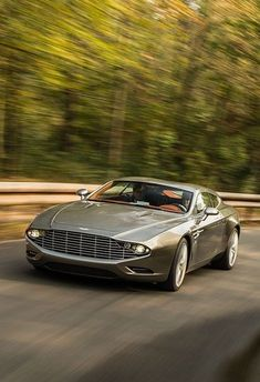 Aston Martin Virage Shooting Break Zagato