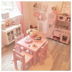 Playroom will constantly be positioned for children to spend the most time of theirs. Decorating a kid's playroom must compound on the electricity, interests, and character of your small one. Baby Bedroom, Girls Bedroom, Bedroom Decor, Bedroom Ideas, Room Baby, Decor Room, Toddler Rooms, Toddler Playroom, Toddler Princess Room