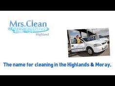 Promo video for Mrs Clean