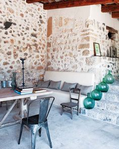 High Definition: Eclectic Mallorca Country House Designed by Mestre Paco