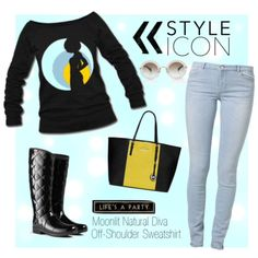 Akili Kabibe Style Inspiration: Style Icon. Need tips with styling out popular Moonlit Diva sweatshirt?  Follow us on Instagram to see this and other items.