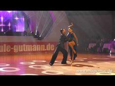 Stefano Di Filippo & Dasha Rumba Euro Dance Festival Mittwoch