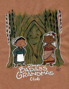 moana grandma | Tumblr