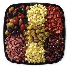 Publix Deli Antipasti Platter Medium, Medium Serves 16-20
