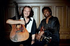 Hans Theessink & & Terry Evans - Recording Session - 7. September 2017 Terry Lee, Lee Evans, Blue Roots, Blues Music, September, Memories, Celebrities, Clock, Memoirs