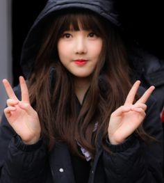 GFriend - Yerin South Korean Girls, Korean Girl Groups, Girl Group Pictures, Cloud Dancer, G Friend, Cute Korean, Ikon, Korean Singer, Girl Power