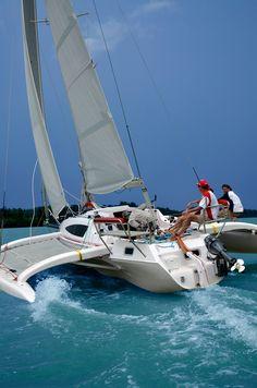 Trimaran: Cruze 970 | Corsair Marine