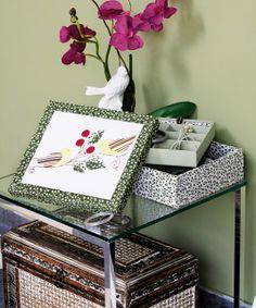 Porta-joias de carton mousse / DIY, Craft, Upcycle