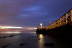Pier Of Nieuwpoort VI | Belgium | Photo By Wim Vleeshouwers