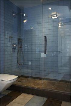 Elegant Contemporary Bathroom by Sophie Harrison