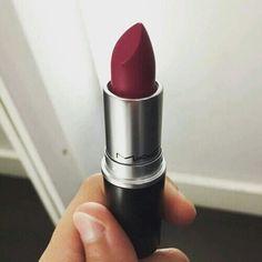 Red Mac Lipstick