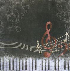 paper ideas for concert scrapbook