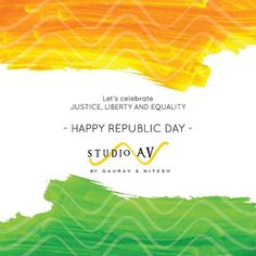 Celebrate this Republic Day with @studioav_by_gauravnnitesh  #studioavbygauravnnitesh #Republic #Day #freedom #celebration #justice #liberty #equality #Indian #India