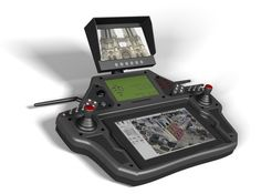 VDCI unveils its all in all compact Ground Control Station for any UAV like DJI and 3D Robotics