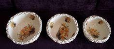 Papierowa wiklina Moniki: Koszyczki z żonkilami Sugar Bowl, Bowl Set, Decorative Plates