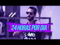 24 Horas Por Dia - Ludmilla - Coreografia | Choreography - FitDance Video by FitDance on Youtube