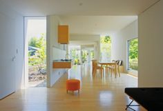Maison à Sakura par Yamazaki Kentaro Design Workshop