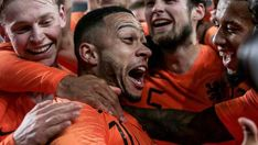 Trots op mijn elftal 🇳🇱 Ons Oranje -What a team performance! Proud of my players 🇳🇱 Holland - Ronald Koeman Ronald Koeman, The New Wave, Proud Of Me, Judo, A Team, Holland, Pride, The Past, Waves