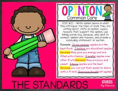 Stories By Storie: Opinion Writing for Graders Opinion Writing Prompts, Paragraph Writing, Persuasive Writing, Writing Ideas, Opinion Paragraph, Writing Papers, Writing Rubrics, What Is An Opinion, Fact And Opinion