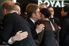 Britain's Prince Harry, Duke of Sussex greets Canadian producer David Furnish as British singer-songwriter Elton John speaks with Britain's Meghan, Duchess of Sussex as they arrive to attend the. Get premium, high resolution news photos at Getty Images Prince Harry Et Meghan, Harry And Meghan, Lady Diana, Meghan Markle Photos, Harry Wedding, Donald Glover, Le Roi Lion, Beyonce And Jay Z, Princesa Diana