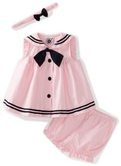 Oh my god emma would look sooo cute in this Toddler Fashion, Kids Fashion, Nautical Dress, Baby Dress Patterns, Girl Swag, Cute Outfits For Kids, My Baby Girl, The Dress, Cool Girl