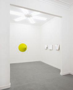 Jan Maarten Voskuil, Exhibition view, 2014