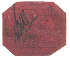 Sotheby's expects The British Guiana stamp to fetch up to $20 million at auction