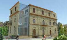 Rifunzionalizzazione Villa Dell'800 - Picture gallery
