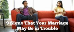 9 Signs That Your Marriage May Be in Trouble | BlackandMarriedWithKids.com