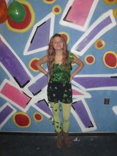 Narozeniny Kája 20..Poison Ivy
