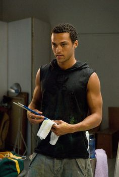 Jesse Williams as Jackson Avery (Caitlin Avery's brother, Catherine and Marcus Avery's son) Jesse Williams Shirtless, Detroit Become Human Actors, Drake Fashion, Jessie Williams, Jackson Avery, Just Beautiful Men, Beautiful People, Handsome Black Men, Alexis Bledel