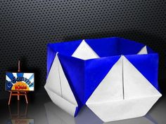 BoatBox by Rachel Katz http://eng.origami-kids.com/paper-boat/boatbox-by-rachel-katz.htm  BoatBox by Rachel Katz There are many nice traditional paper folding models known to many people but too often forgotten when they grow older. Believe it or not you can make a decoration paper boxboat from a single sheet of  Continue reading   The post BoatBox by Rachel Katz appeared first on Origami Kids.