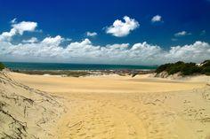 A beleza de Genipabu, perto de Natal, Rio Grande do Norte! Rio Grande Do Norte, Beach, Water, Outdoor, Brazil, Close Up, Beauty, Voyage, Gripe Water