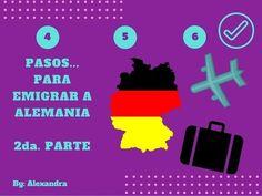 Alemania - 2da. parte para Emigrar a Alemania  Traducción de documentación.