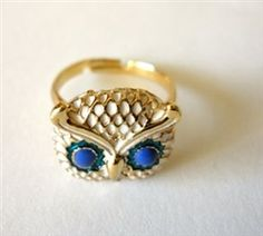 Cute Owl Ring!