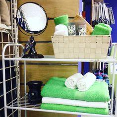 #baño  #toallas en variedad de tamaños 4to.Piso #Hogar