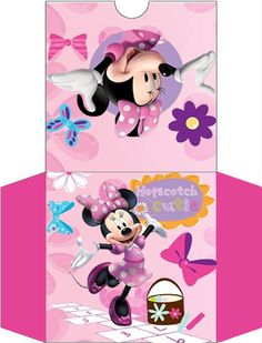 Kit de Minnie Boutique para Imprimir Gratis. Minnie Birthday, Mickey Minnie Mouse, Party In A Box, Party Kit, Free Printable Invitations, Free Printables, Minnie Y Daisy, Minnie Boutique, Comic Party
