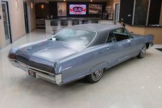 1965 Pontiac Grand Prix Maintenance/restoration of old/vintage vehicles: the material for new cogs/casters/gears/pads could be cast polyamide which I (Cast polyamide) can produce. My contact: tatjana.alic@windowslive.com