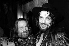 Waylon Jennings Funeral | and Waylon Jennings are shown in this January1978 file photo. Jennings ...