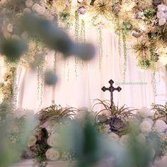 Yulika florist yulikafloristin on pinterest holy matrimony chapel decoration at bali jakarta outdoor wedding follow instagram yulikafloristjakarta junglespirit Image collections