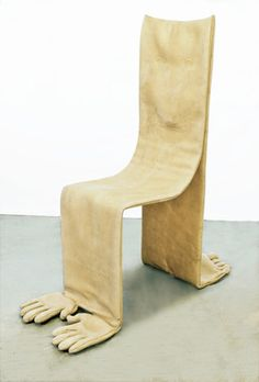 Grown Chair, 2012,Gaetano Pesce
