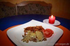 V-Schnitzel mit Kartoffelsalat
