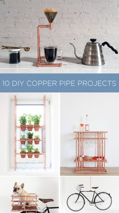 10 DIY Copper Projects
