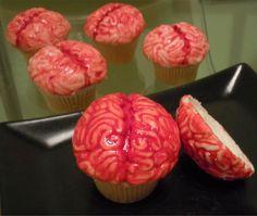 Cherry Vanilla Zombie Treats via: http://goo.gl/dMjyl