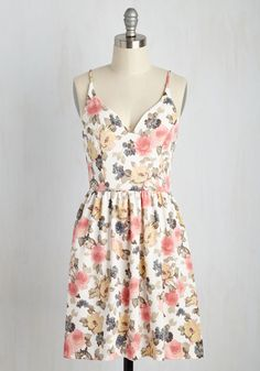 4e6c3adeaa6 47 Best Cute floral dresses images