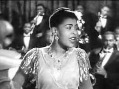 The Blues are Brewin' by Billie Holiday. Another famous songstress who rose to fame during the Harlem Renaissance.