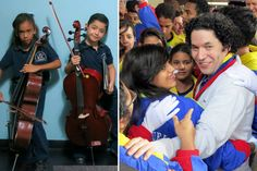 """""""As the LA board of education met to consider dismissing arts education in elementary schools....""""   El Sistema works in Venezuela.  It could work here with adaptations.  But not if we continue to systematically decimate arts education."""