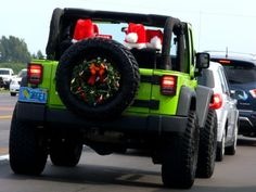 Jingle Bells For Jeep Owners - 4 one-of-a-kind Jeep gift ideas!