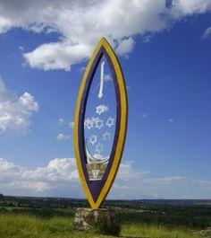 Um dos símbolos do Vale do Amanhecer